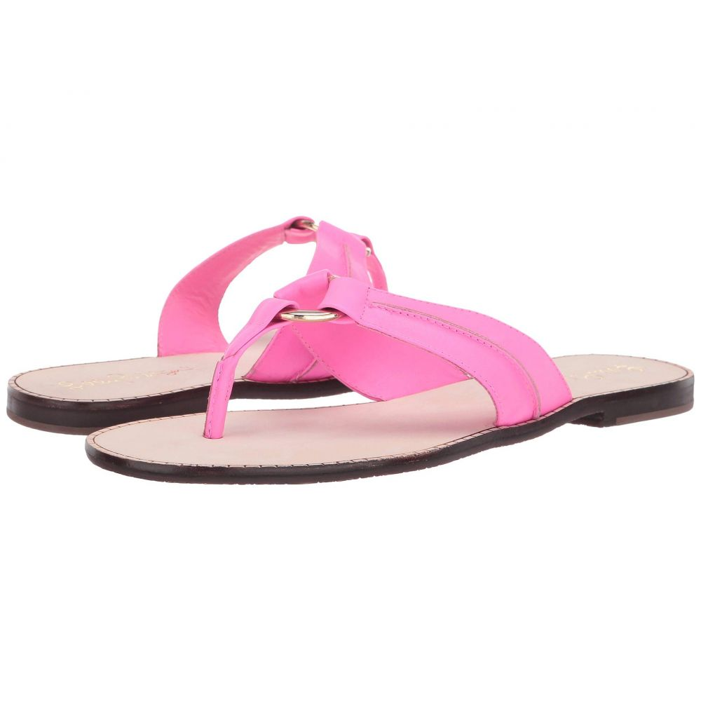 リリーピュリッツァー Lilly Pulitzer レディース ビーチサンダル シューズ・靴【McKim Sandal】Pink Tropics