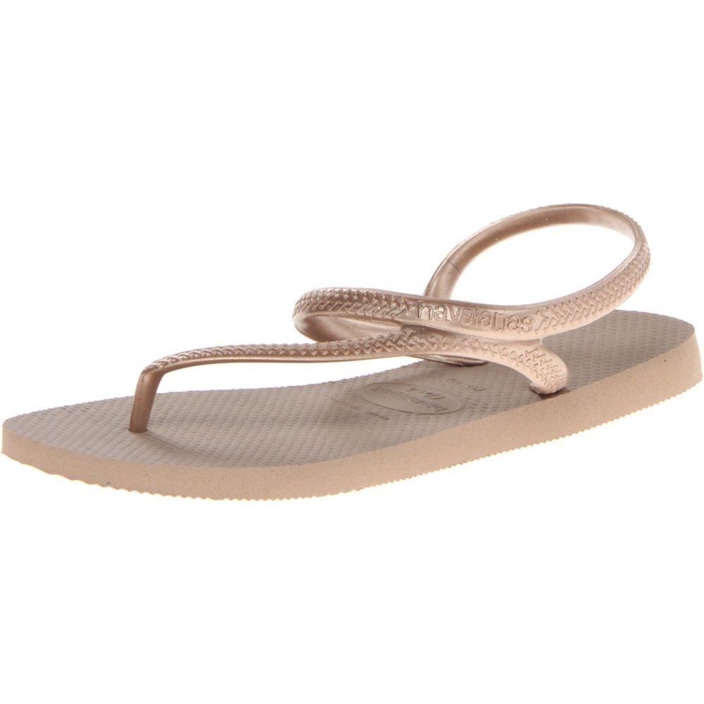 ハワイアナス Havaianas レディース ビーチサンダル シューズ・靴 Flash Urban Flip Flops Rose GoldMVjpULSGqz