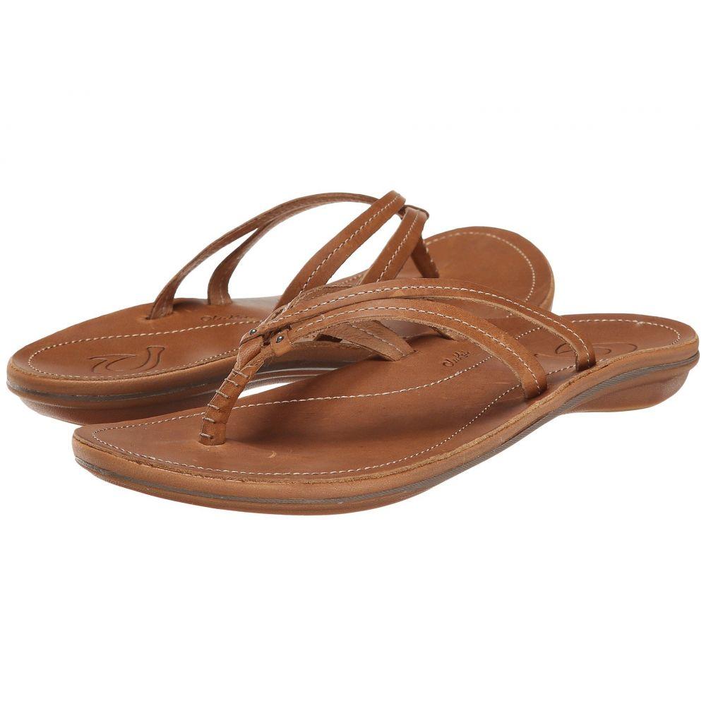 オルカイ OluKai レディース ビーチサンダル シューズ・靴【U'i】Sahara/Sahara