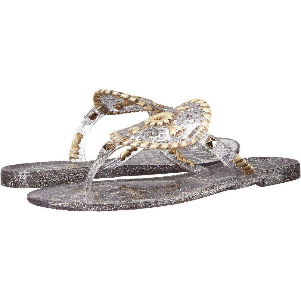 ジャックロジャース Jack Rogers レディース ビーチサンダル シューズ・靴【Sparkle Georgica Jelly】Multi