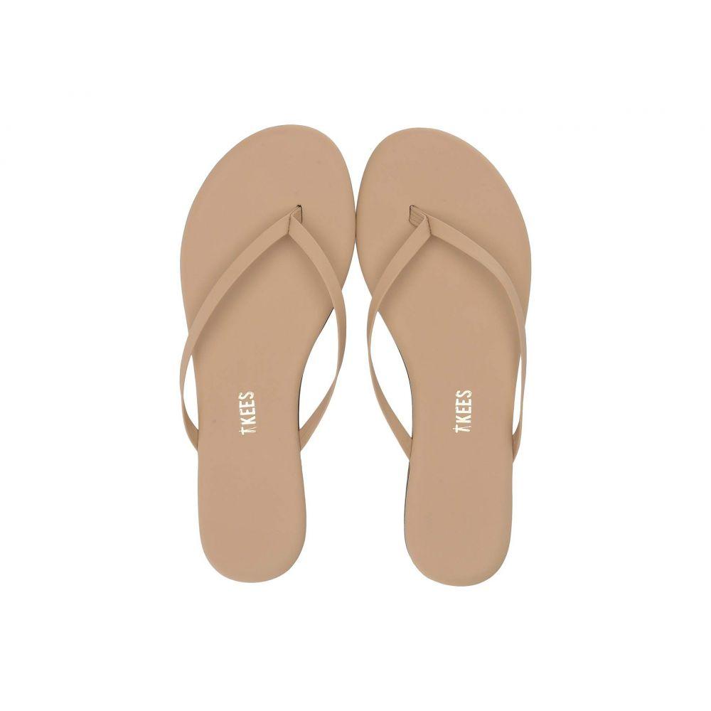 ティキーズ TKEES レディース ビーチサンダル シューズ・靴【Foundation Matte】Sunkissed