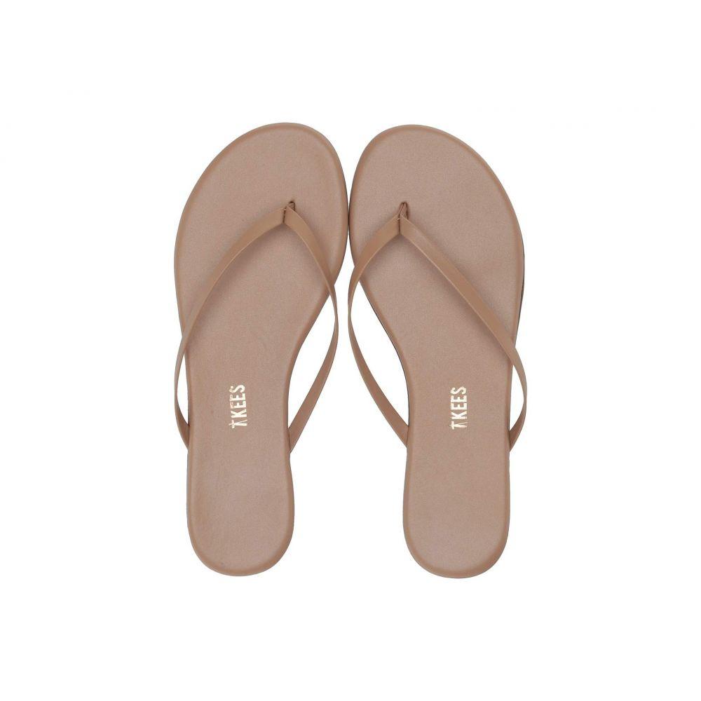 ティキーズ TKEES レディース ビーチサンダル シューズ・靴【Foundation Shimmer】Cocobutter