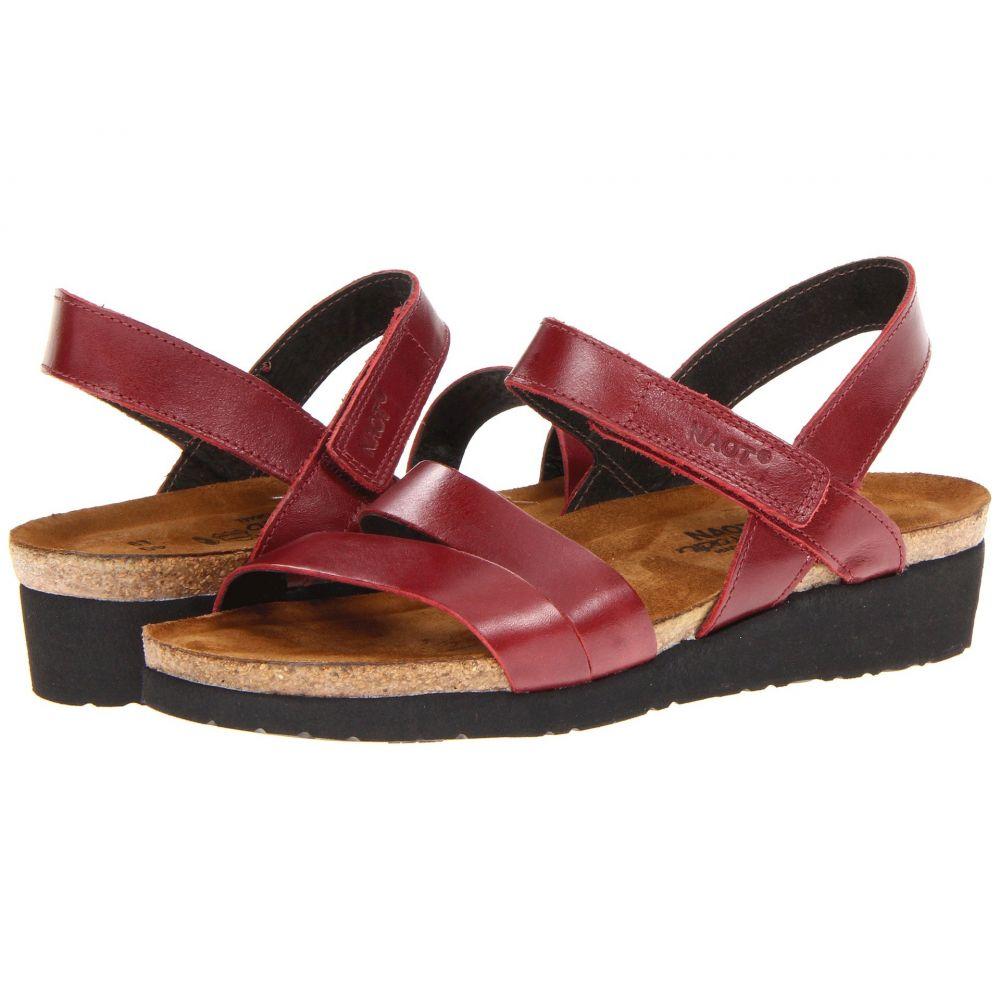ナオト Naot レディース サンダル・ミュール シューズ・靴【Kayla】Rumba Leather