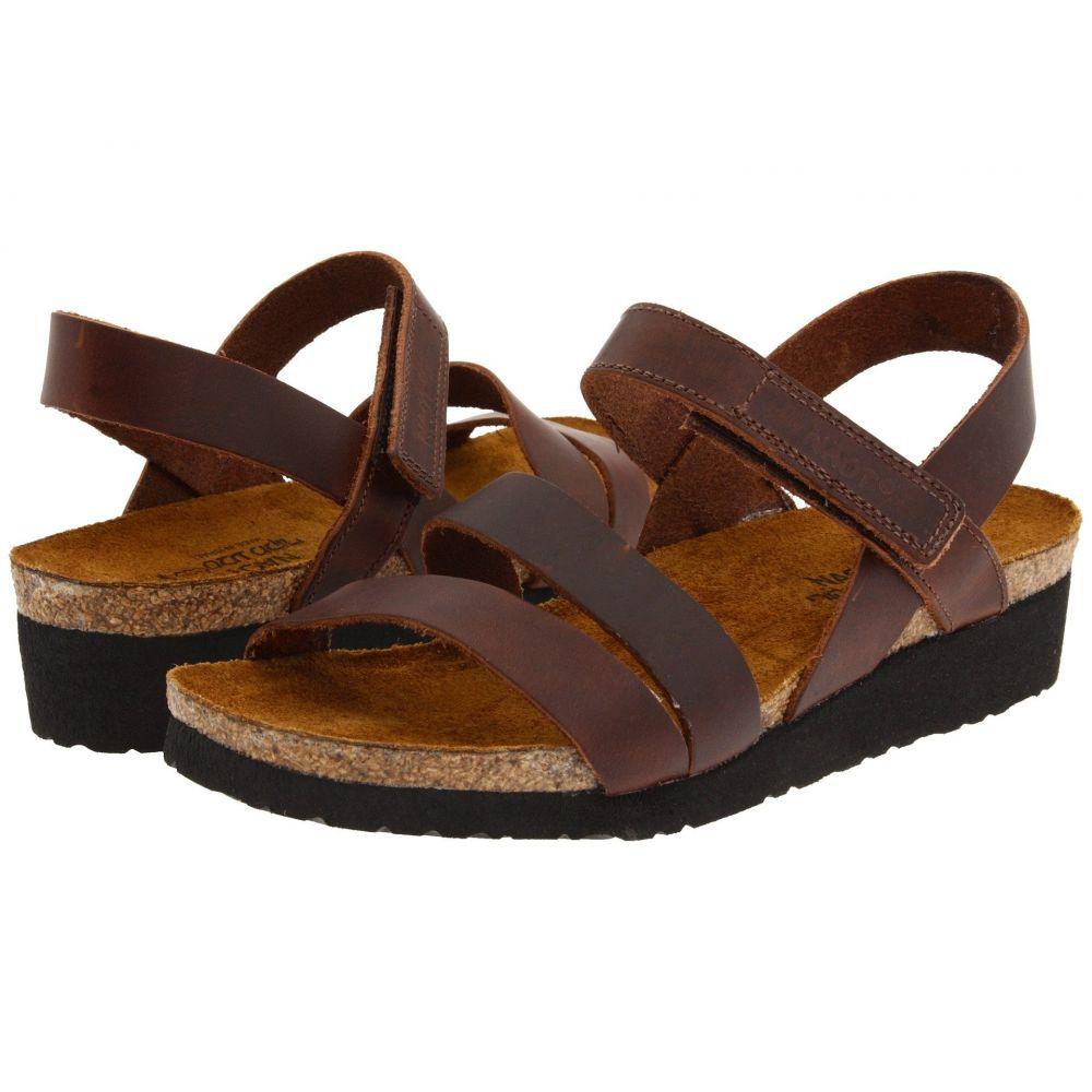 ナオト Naot レディース サンダル・ミュール シューズ・靴【Kayla】Buffalo Leather