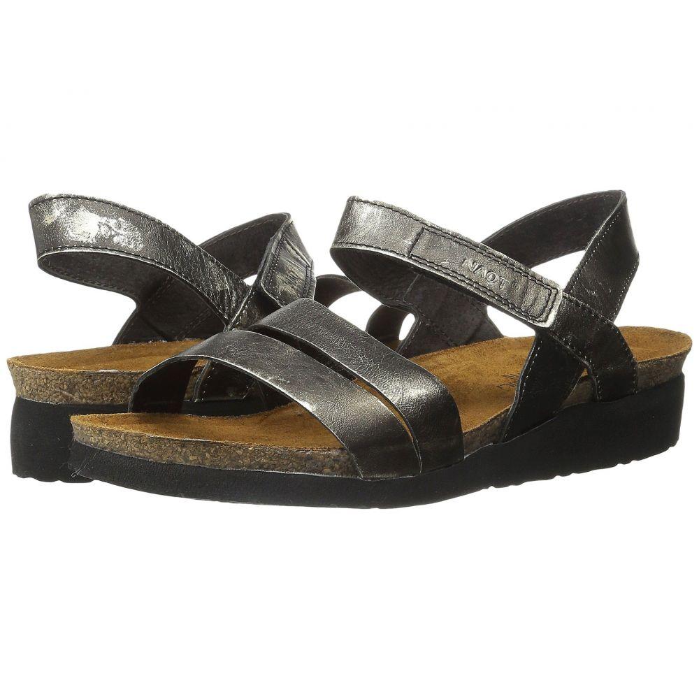 ナオト Naot レディース サンダル・ミュール シューズ・靴【Kayla】Metal Leather