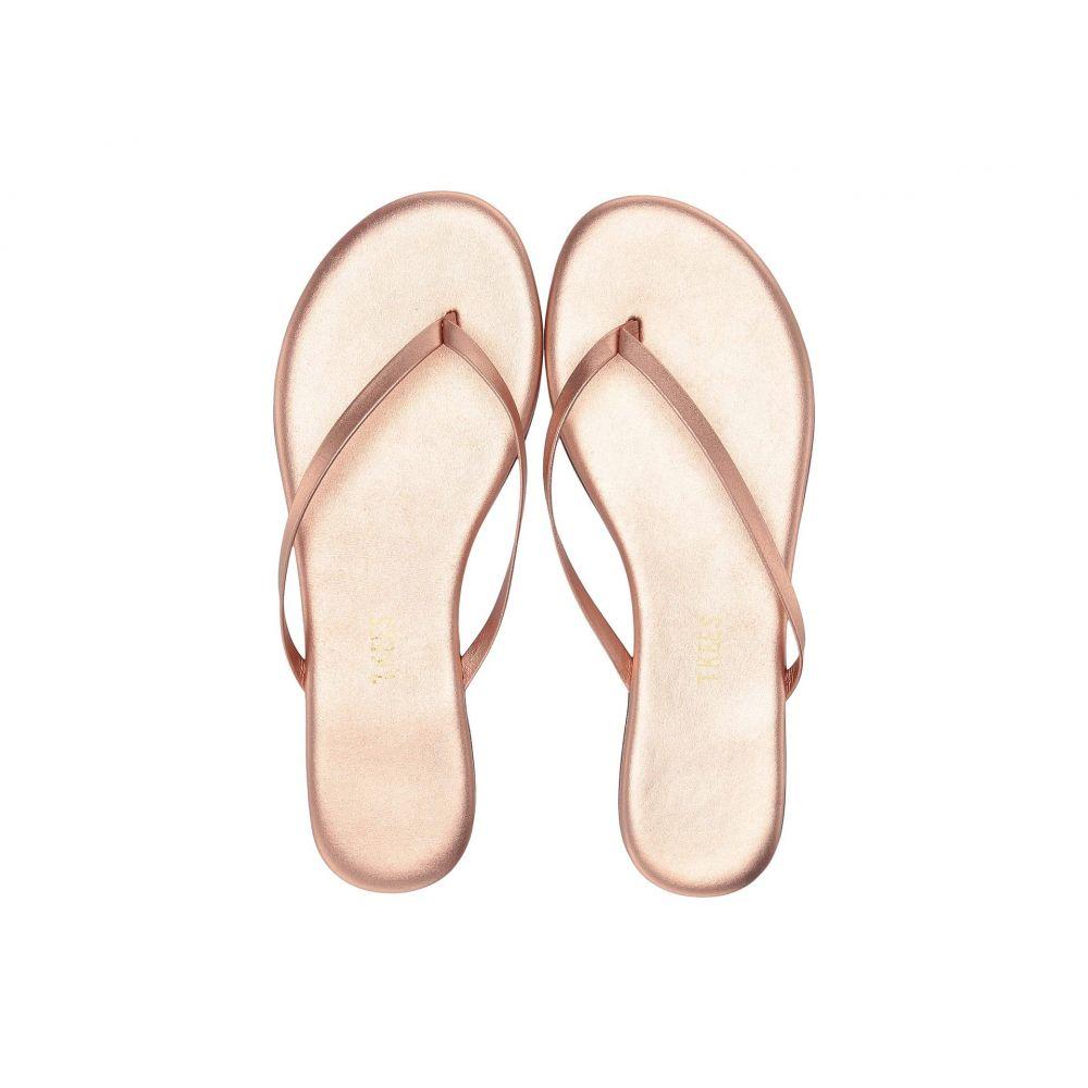 ティキーズ TKEES レディース ビーチサンダル シューズ・靴【Shadows】Beach Pearl