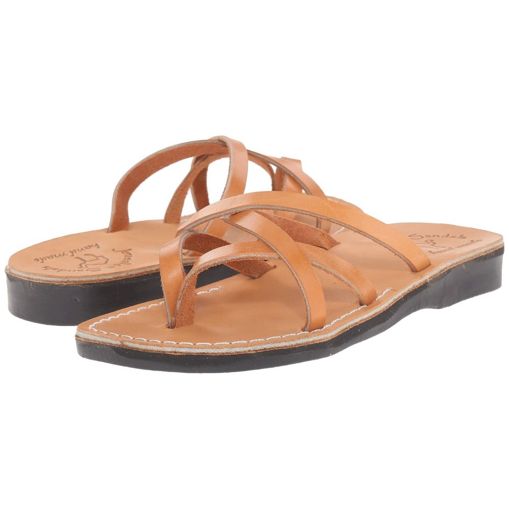 エルサレムサンダル Jerusalem Sandals レディース ビーチサンダル シューズ・靴【Tamar -】Tan