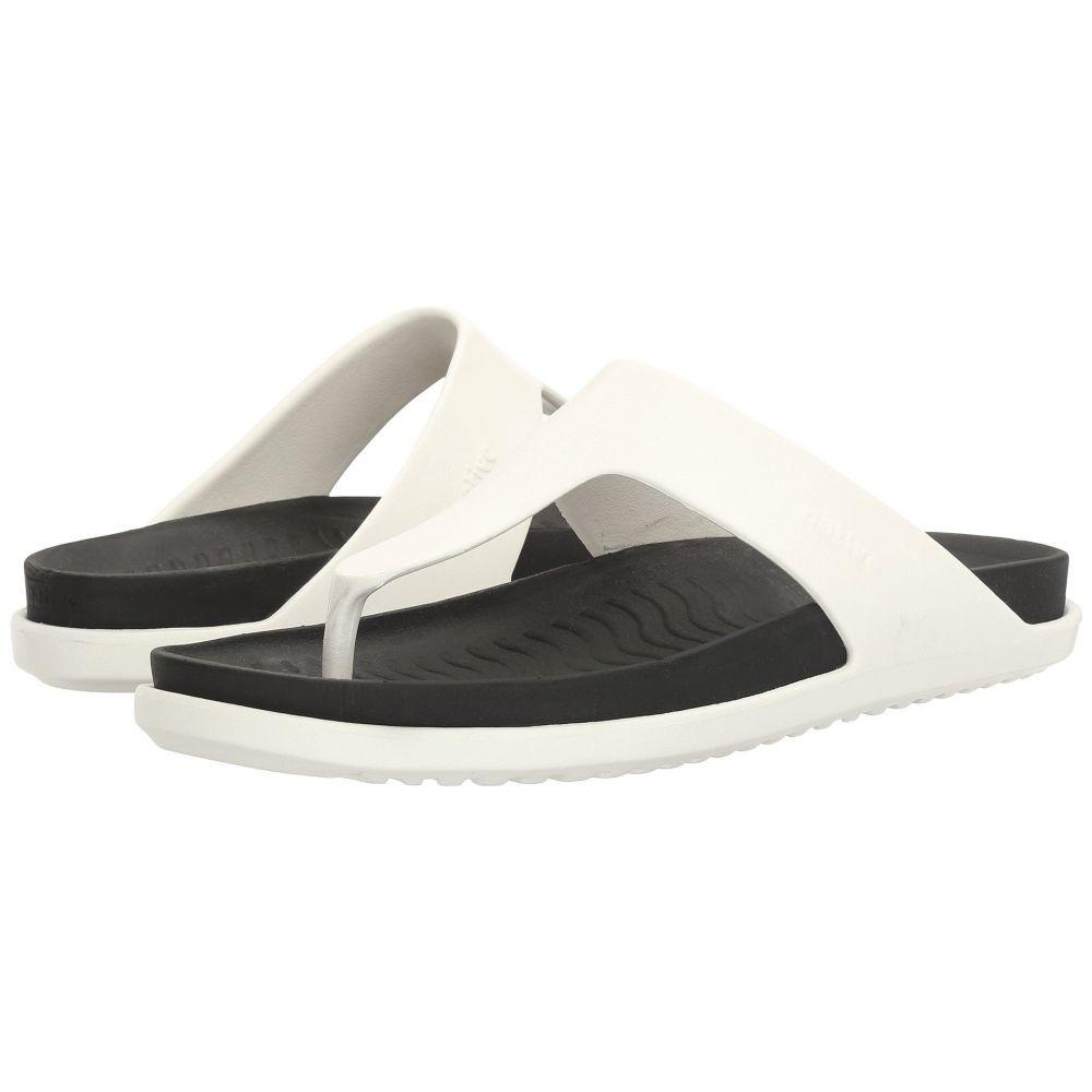 ネイティブ シューズ Native Shoes レディース ビーチサンダル シューズ・靴【Turner LX】Shell White/Jiffy Black