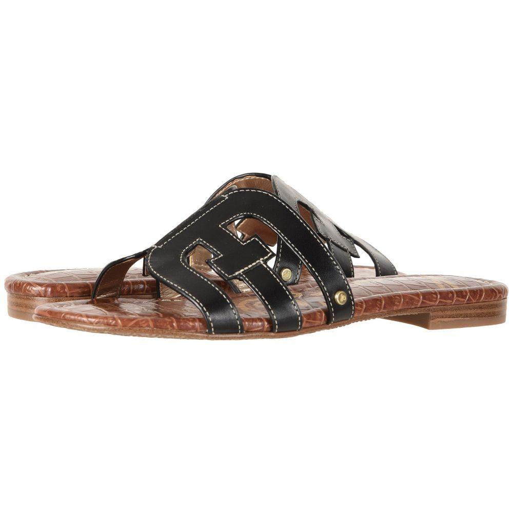 サム エデルマン Sam Edelman レディース サンダル・ミュール シューズ・靴【Bay】Black Vaquero Saddle Leather