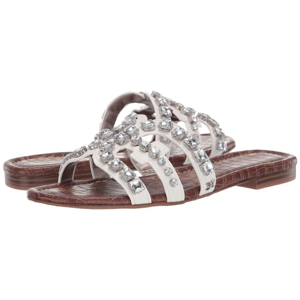 サム エデルマン Sam Edelman レディース サンダル・ミュール シューズ・靴【Bay 8】Bright White Nappa Leather