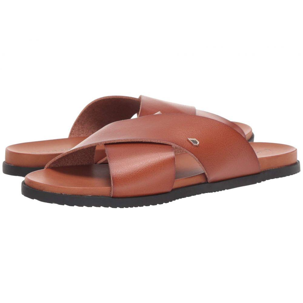 ボルコム Volcom レディース サンダル・ミュール シューズ・靴【Double Cross Sandal】Cognac