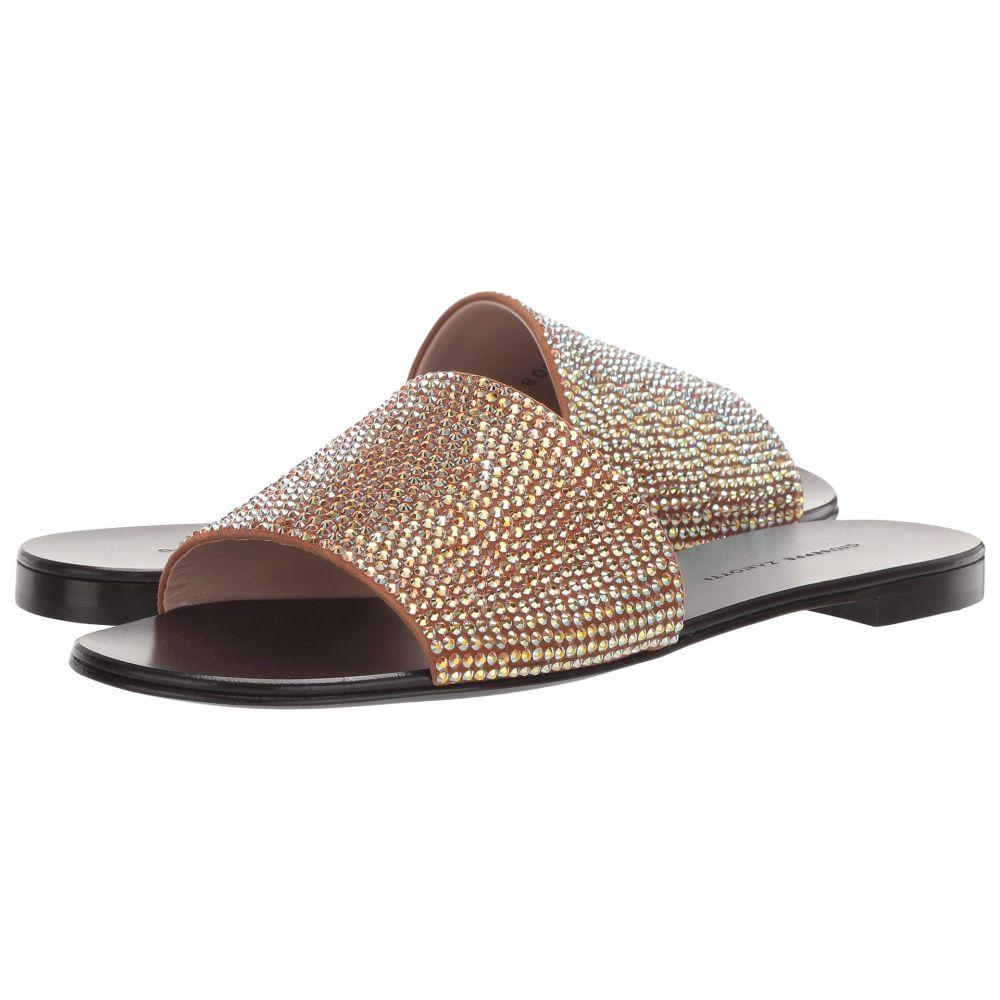 ジュゼッペ ザノッティ Giuseppe Zanotti レディース サンダル・ミュール シューズ・靴【E800165C】Kanda/Per Ricamo Sella