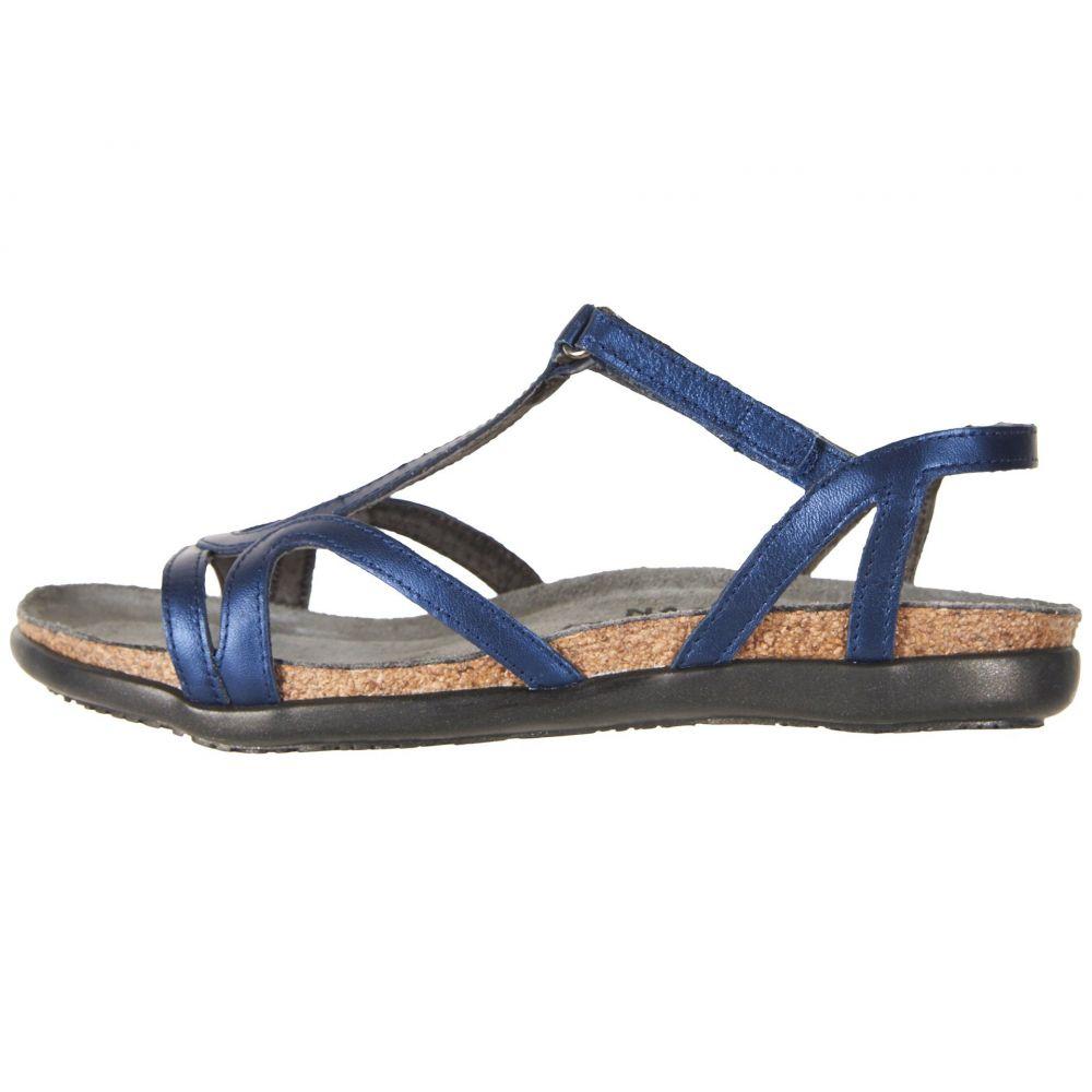 ナオト Naot レディース サンダル・ミュール シューズ・靴 Dorith Polar Sea LeathertdsChrxQ