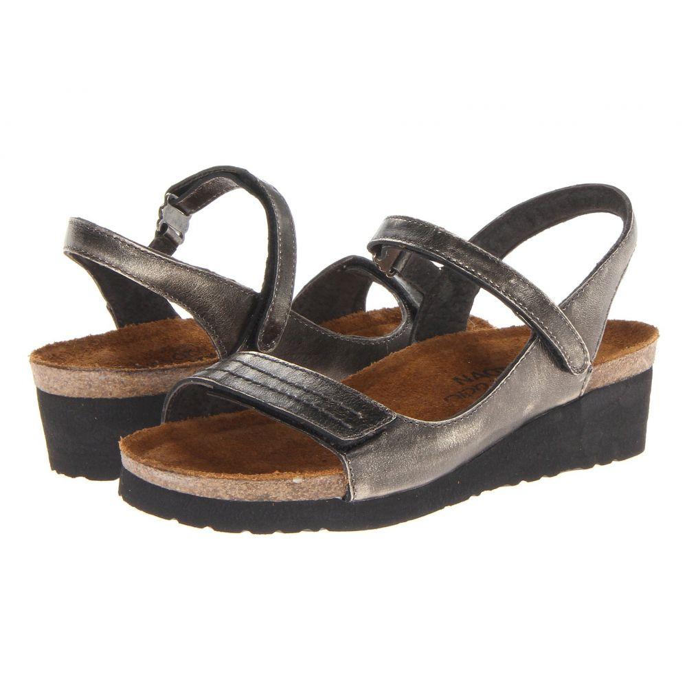 ナオト Naot レディース サンダル・ミュール シューズ・靴【Madison】Metal Leather