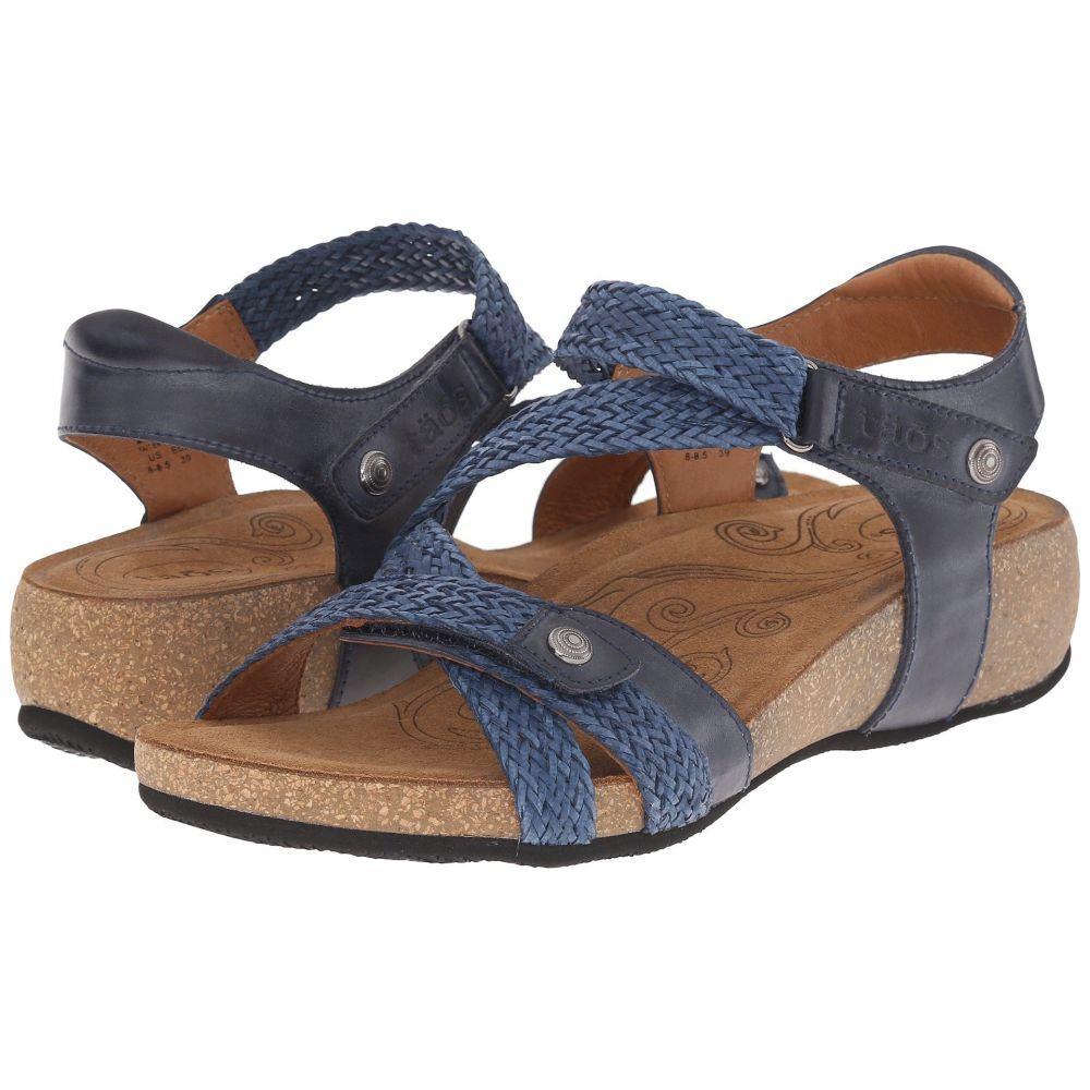 タオス Taos Footwear レディース サンダル・ミュール シューズ・靴【Trulie】Navy