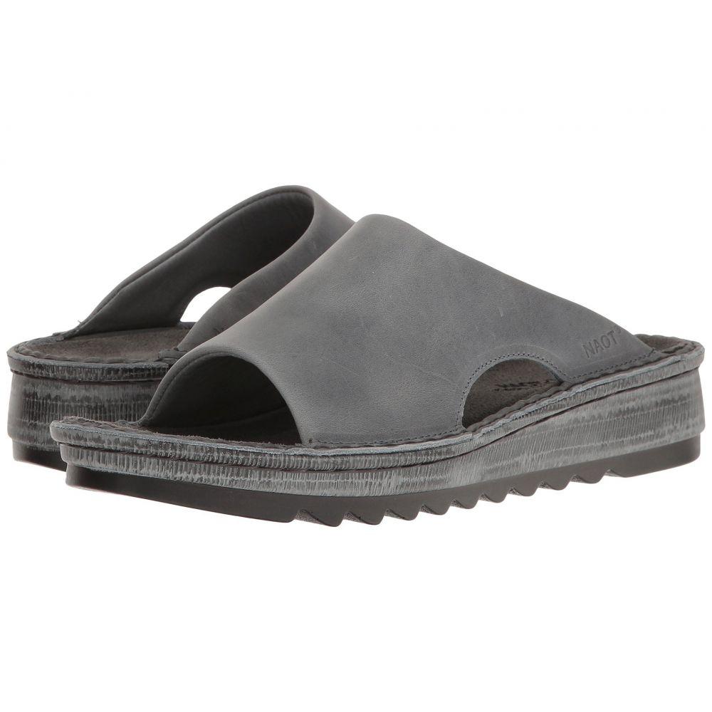 ナオト Naot レディース サンダル・ミュール シューズ・靴【Ardisia】Vintage Slate Leather