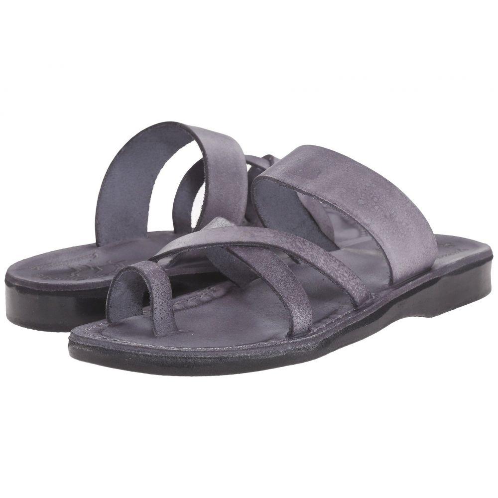 エルサレムサンダル Jerusalem Sandals レディース サンダル・ミュール シューズ・靴【The Good Shepherd -】Gray