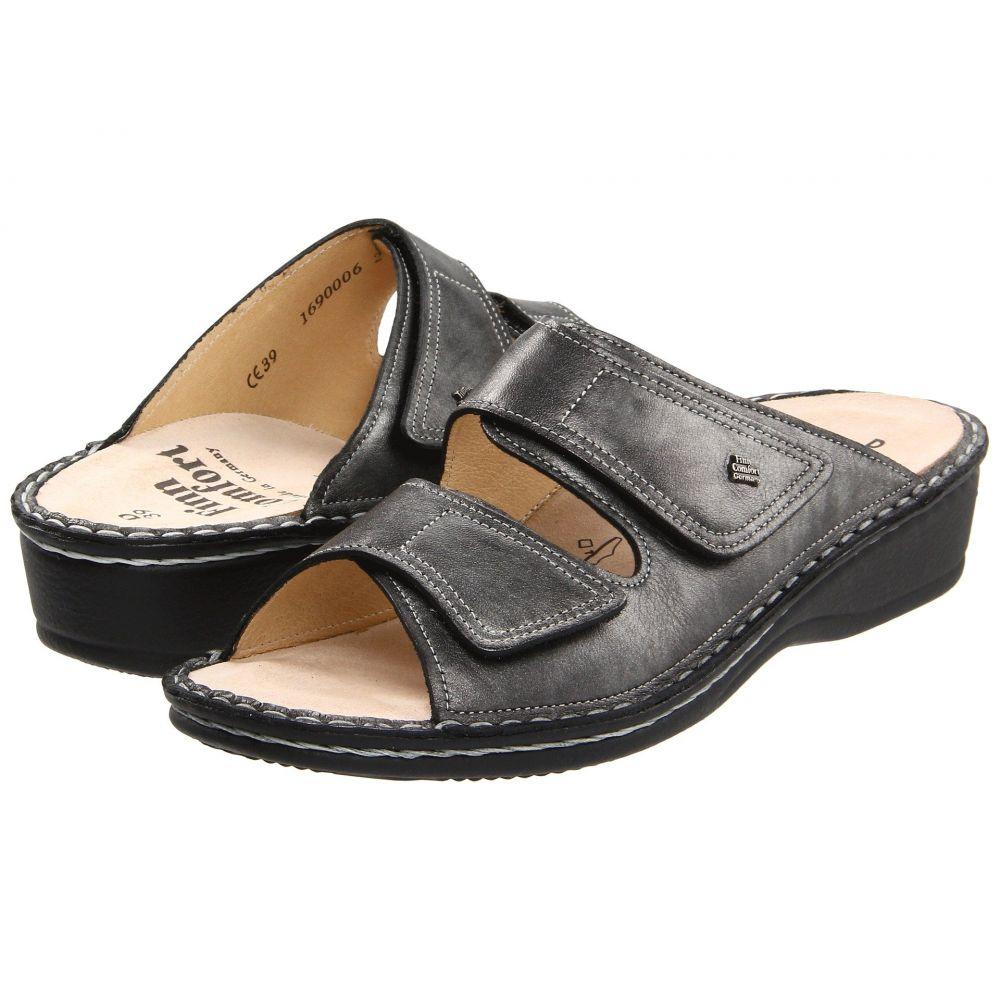 フィンコンフォート Finn Comfort レディース サンダル・ミュール シューズ・靴【Jamaica - 82519】Volcano Luxory Soft Footbed