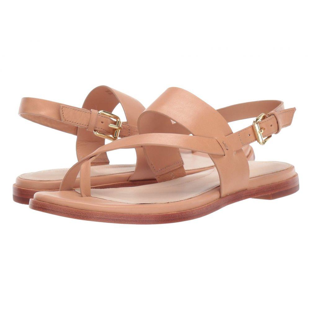 コールハーン Cole Haan レディース サンダル・ミュール トングサンダル シューズ・靴【Anica Thong Sandal】Sahara