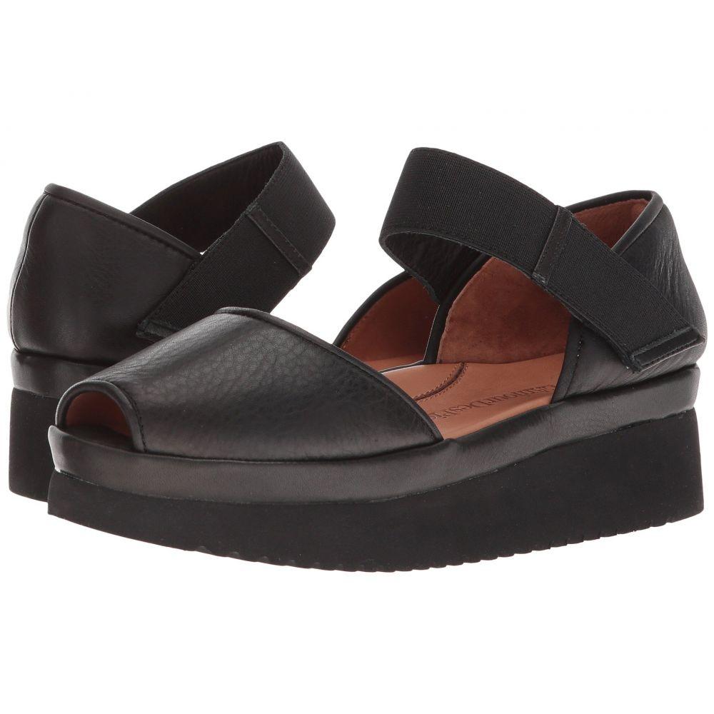 ラモールドピード L'Amour Des Pieds レディース サンダル・ミュール シューズ・靴【Amadour】Black Lamba