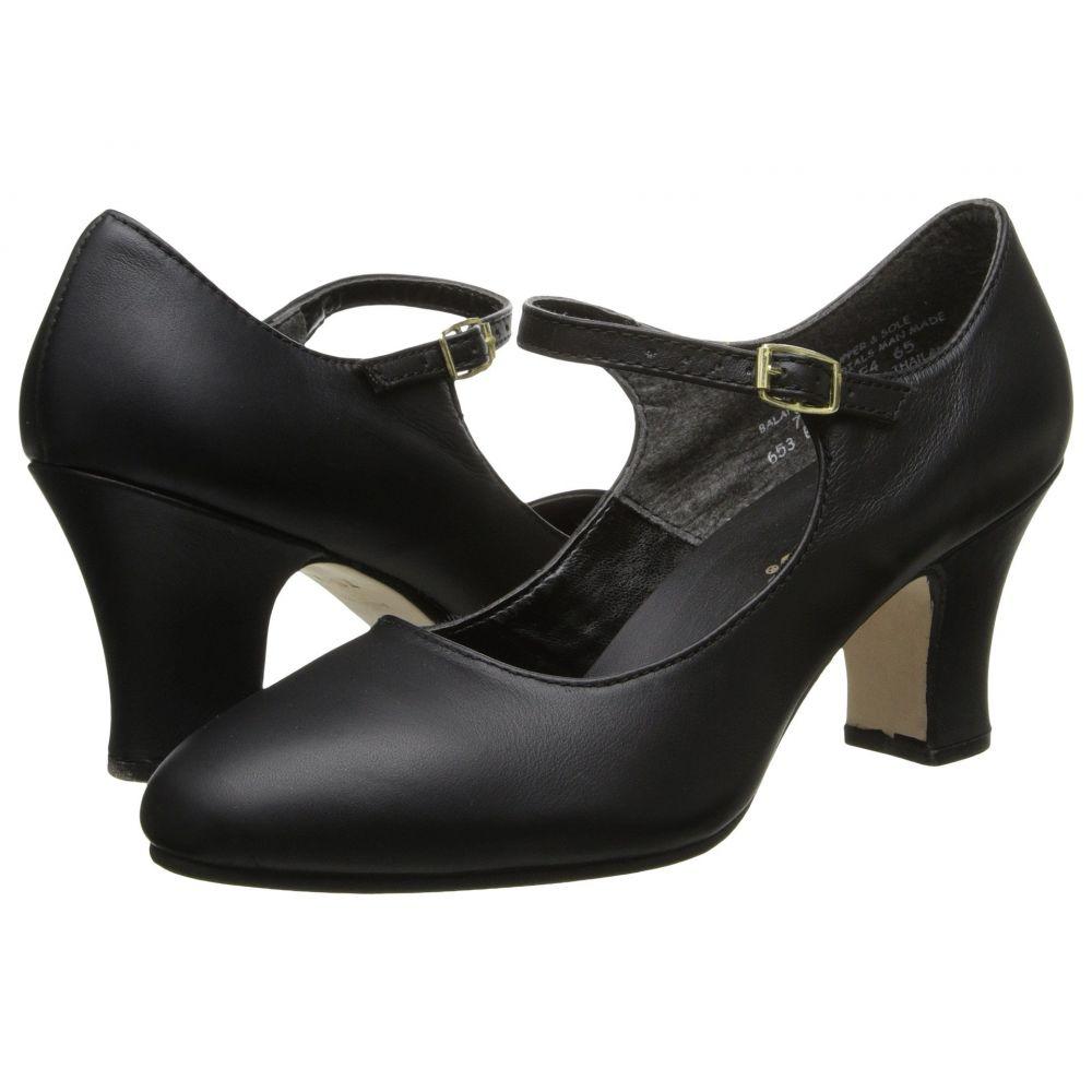 カペジオ Capezio レディース シューズ・靴 【Manhattan Character Shoe】Black