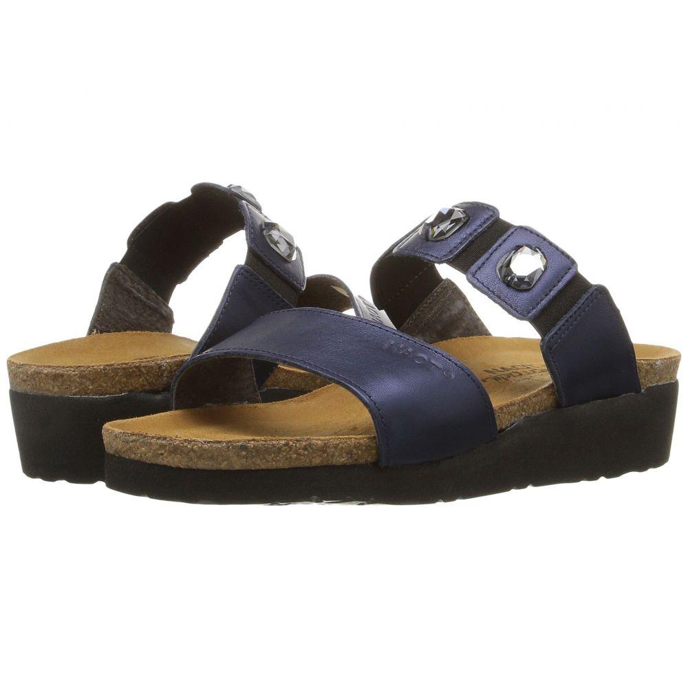ナオト Naot レディース サンダル・ミュール シューズ・靴【Michele】Polar Sea Leather