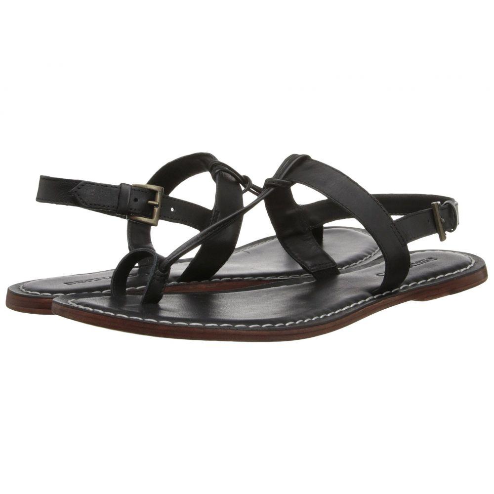 ベルナルド Bernardo レディース サンダル・ミュール シューズ・靴【Maverick】Black Nappa Leather