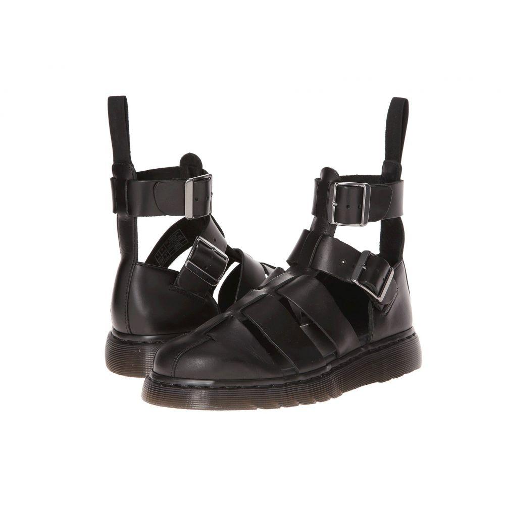 ドクターマーチン Dr. Martens レディース サンダル・ミュール アンクルストラップ シューズ・靴【Geraldo Ankle Strap Sandal】Black Brando