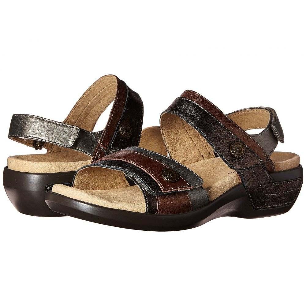 アラヴォン Aravon レディース サンダル・ミュール シューズ・靴【Katherine-AR】Metallic Multi