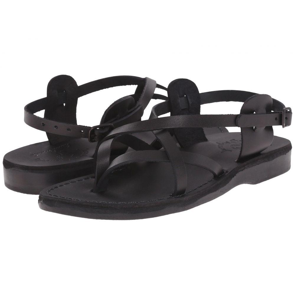 エルサレムサンダル Jerusalem Sandals レディース サンダル・ミュール シューズ・靴【Tamar Buckle -】Black