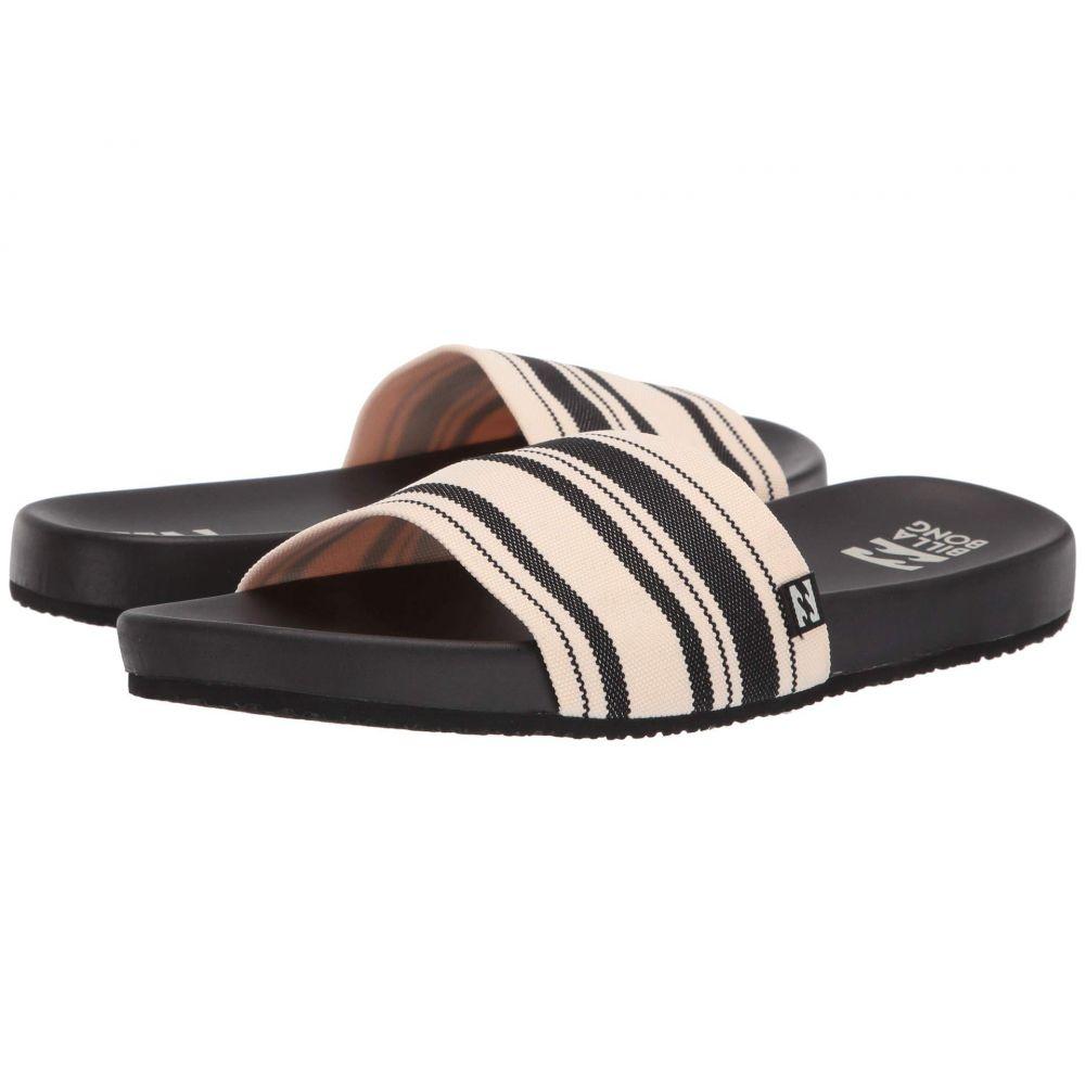 ビラボン Billabong レディース サンダル・ミュール シューズ・靴【Surf Retreat】Black/White