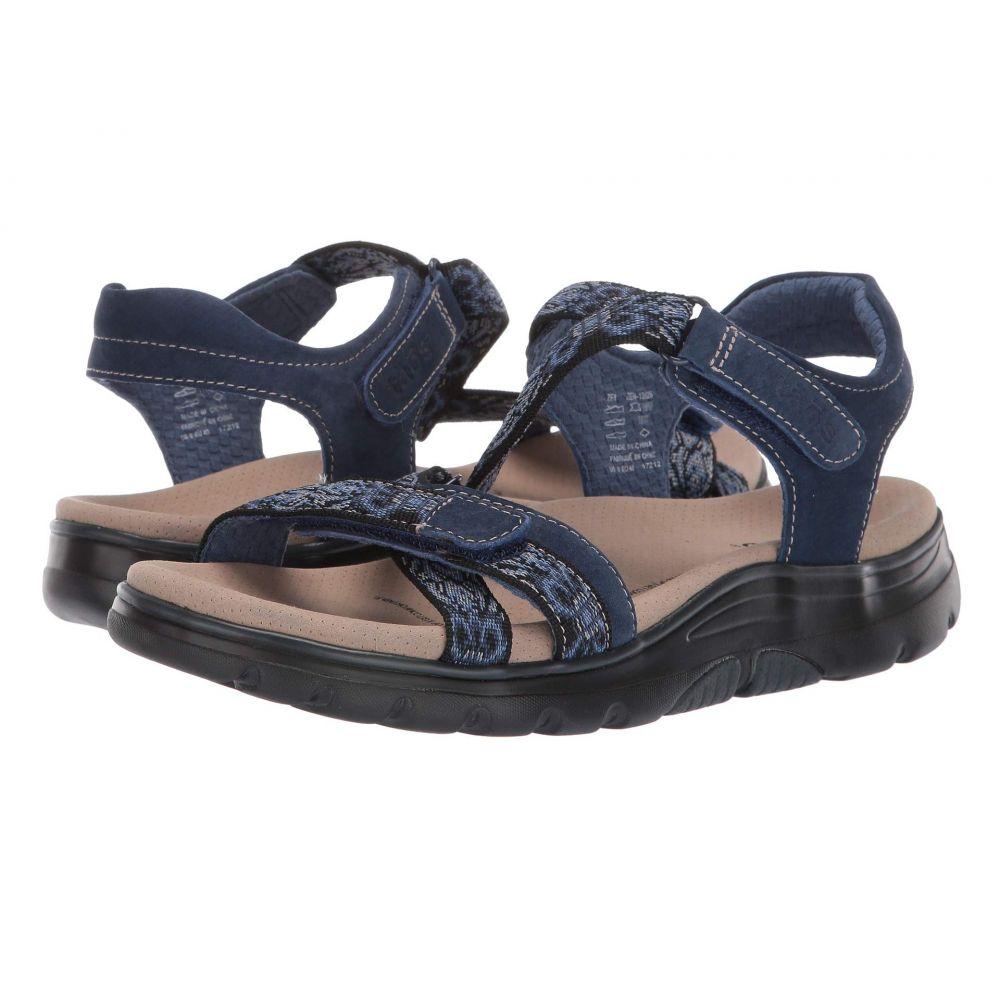 タオス Taos Footwear レディース サンダル・ミュール シューズ・靴【Zen】Navy/Blue