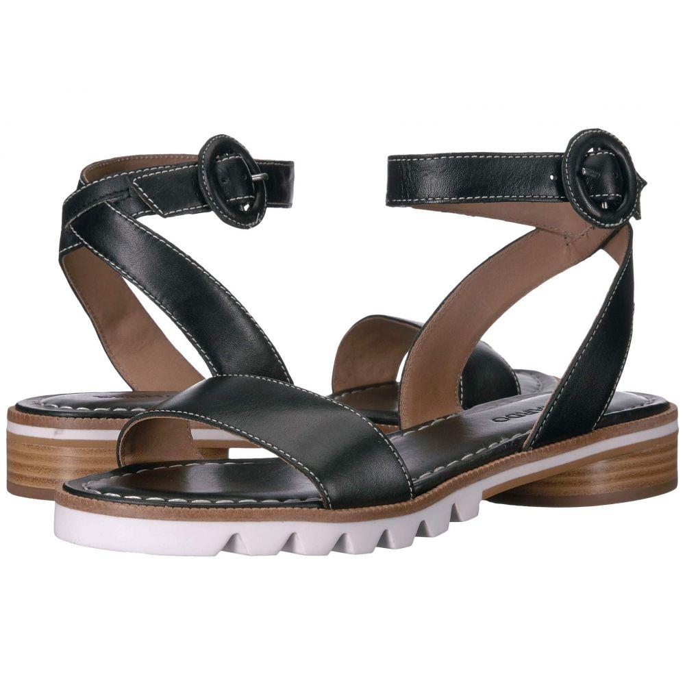 ベルナルド Bernardo レディース サンダル・ミュール シューズ・靴【Alexis Sandal】Black Antique Calf