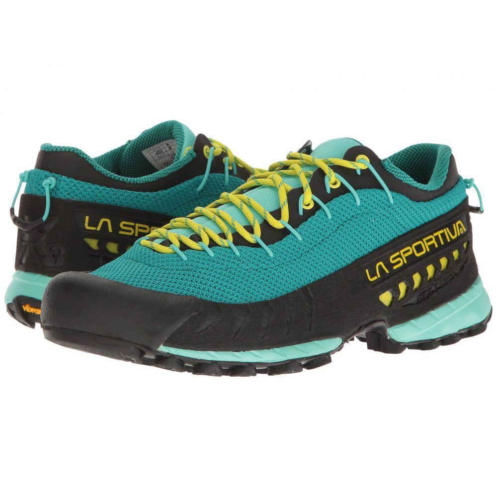 ラスポルティバ La Sportiva レディース ハイキング・登山 シューズ・靴【TX3】Emerald/Mint