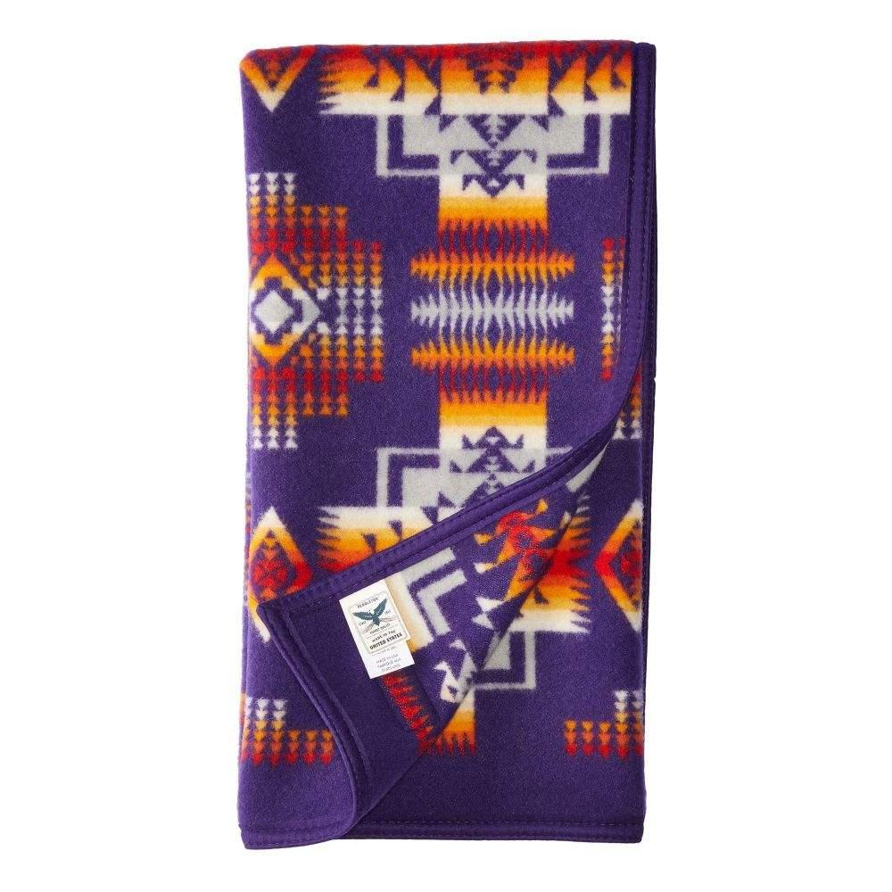 ペンドルトン Pendleton レディース 雑貨 ブランケット【Chief Joseph Muchacho Blanket】Purple