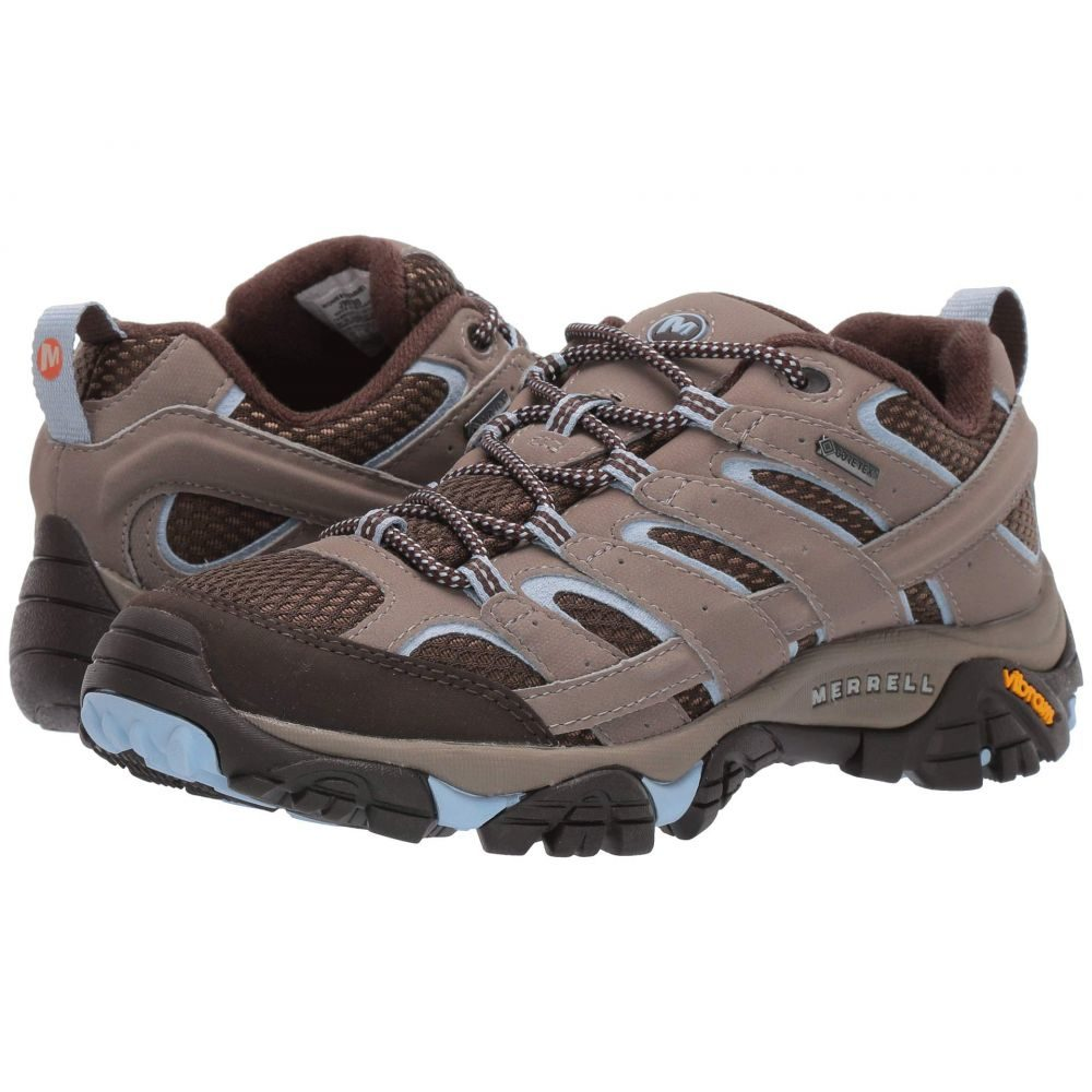 メレル Merrell レディース ハイキング・登山 シューズ・靴【Moab 2 GTX】Brindle