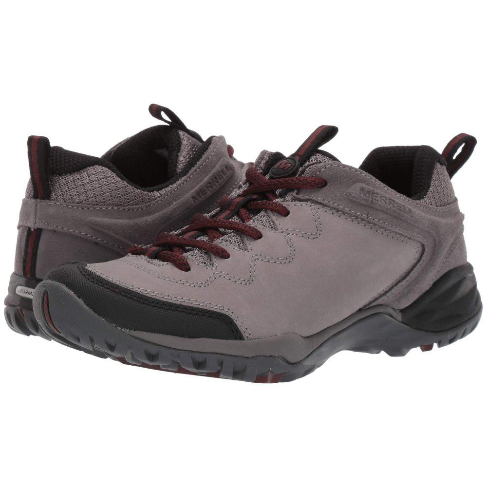 メレル Merrell レディース ハイキング・登山 シューズ・靴【Siren Traveller Q2】Steel