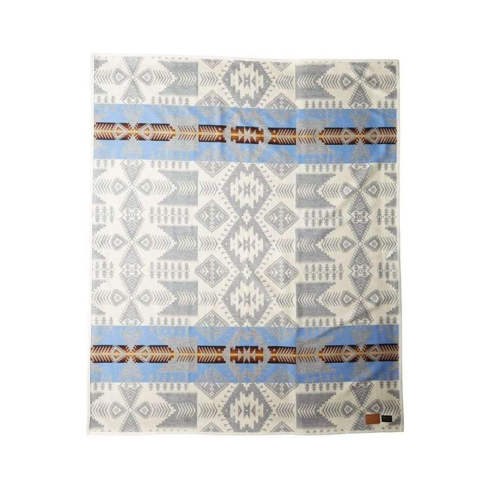 ペンドルトン Pendleton レディース 雑貨 ブランケット【Jacquard Blanket Robe】Silver Bark