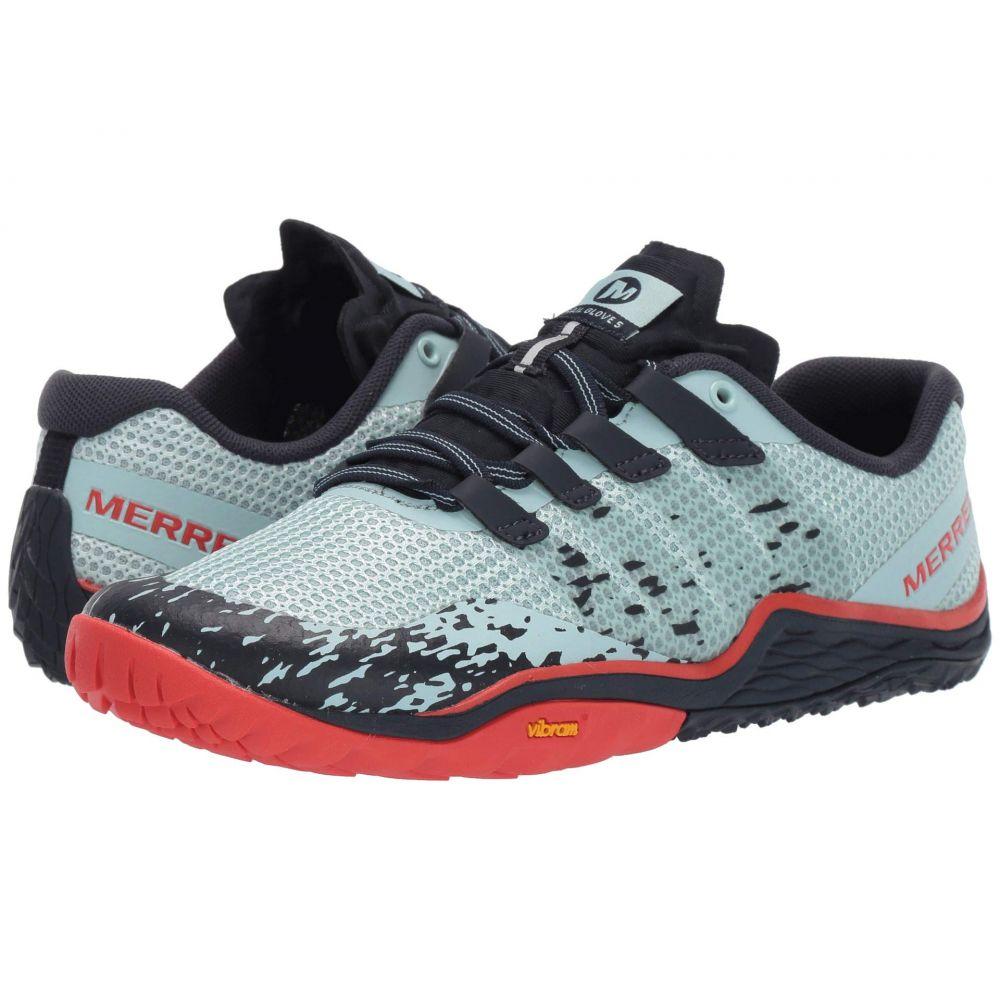 メレル Merrell レディース ハイキング・登山 シューズ・靴【Trail Glove 5】Aqua