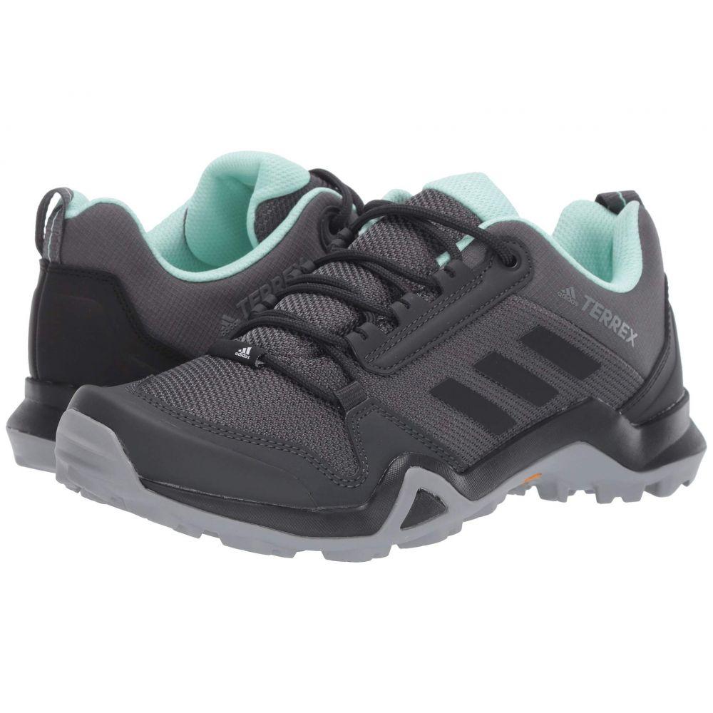 アディダス adidas Outdoor レディース ハイキング・登山 シューズ・靴【Terrex AX3】Grey Five/Black/Clear Mint