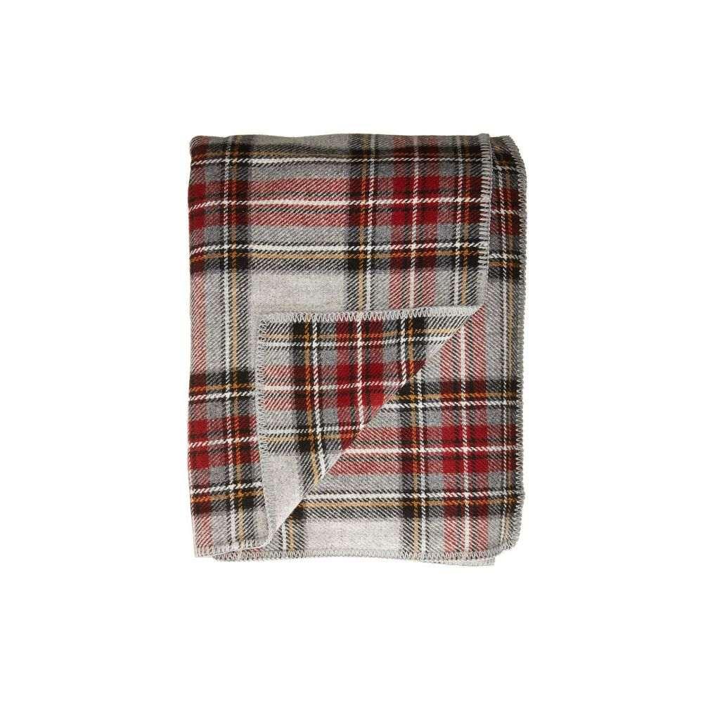 ペンドルトン Pendleton レディース 雑貨 ブランケット【Washable Eco-Wise Wool Blanket - Queen】Grey Stewart