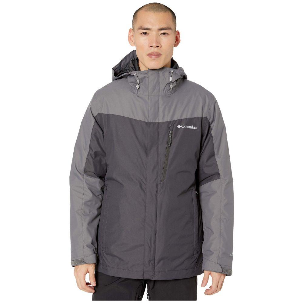 コロンビア Columbia メンズ スキー・スノーボード ジャケット アウター【Whirlibird(TM) IV Interchange Jacket】Shark/City Grey