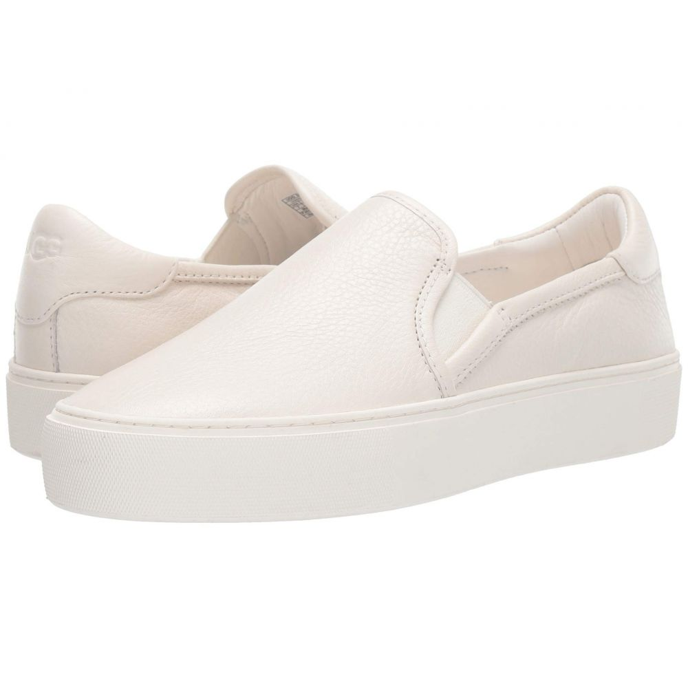 アグ UGG レディース スニーカー シューズ・靴【Jass】White
