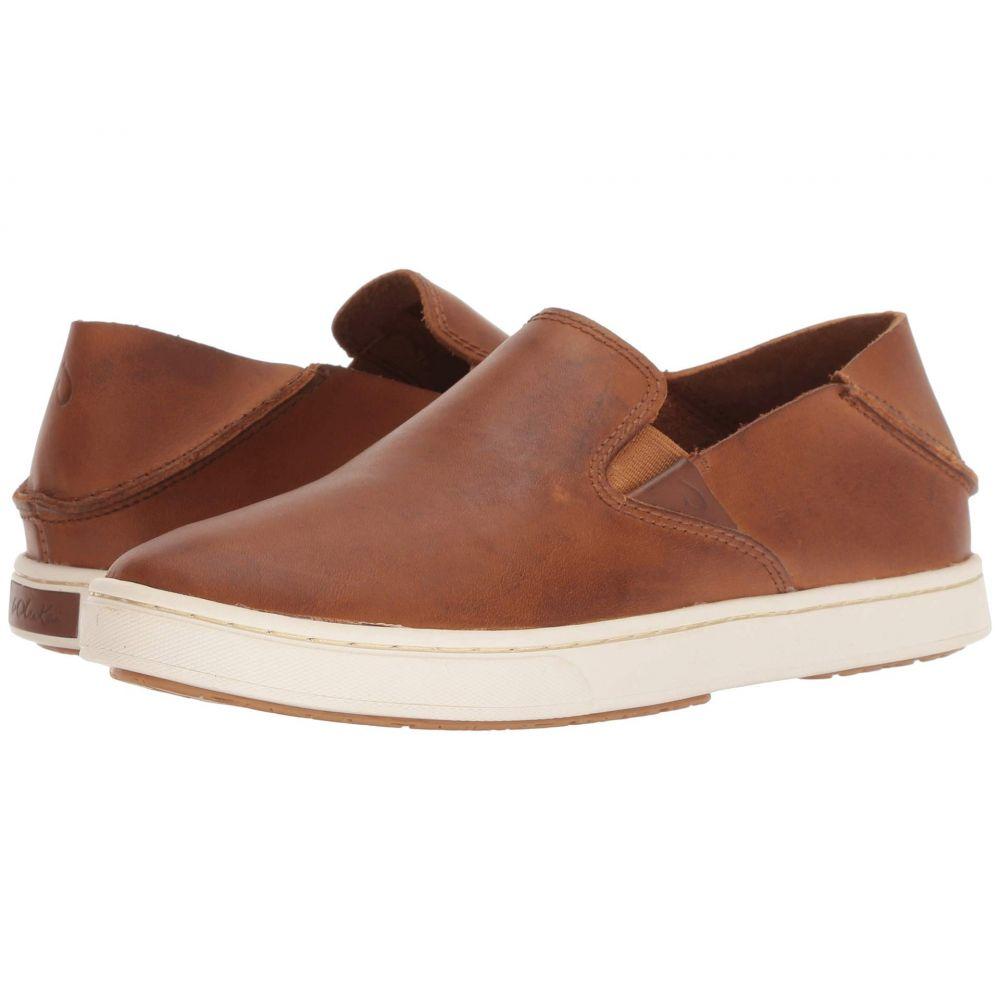 オルカイ OluKai レディース スニーカー シューズ・靴【Pehuea Leather】Fox