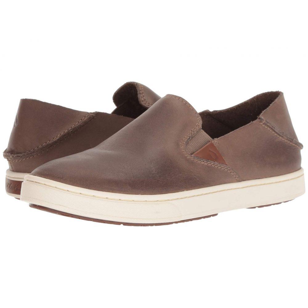 オルカイ OluKai レディース スニーカー シューズ・靴【Pehuea Leather】Espresso