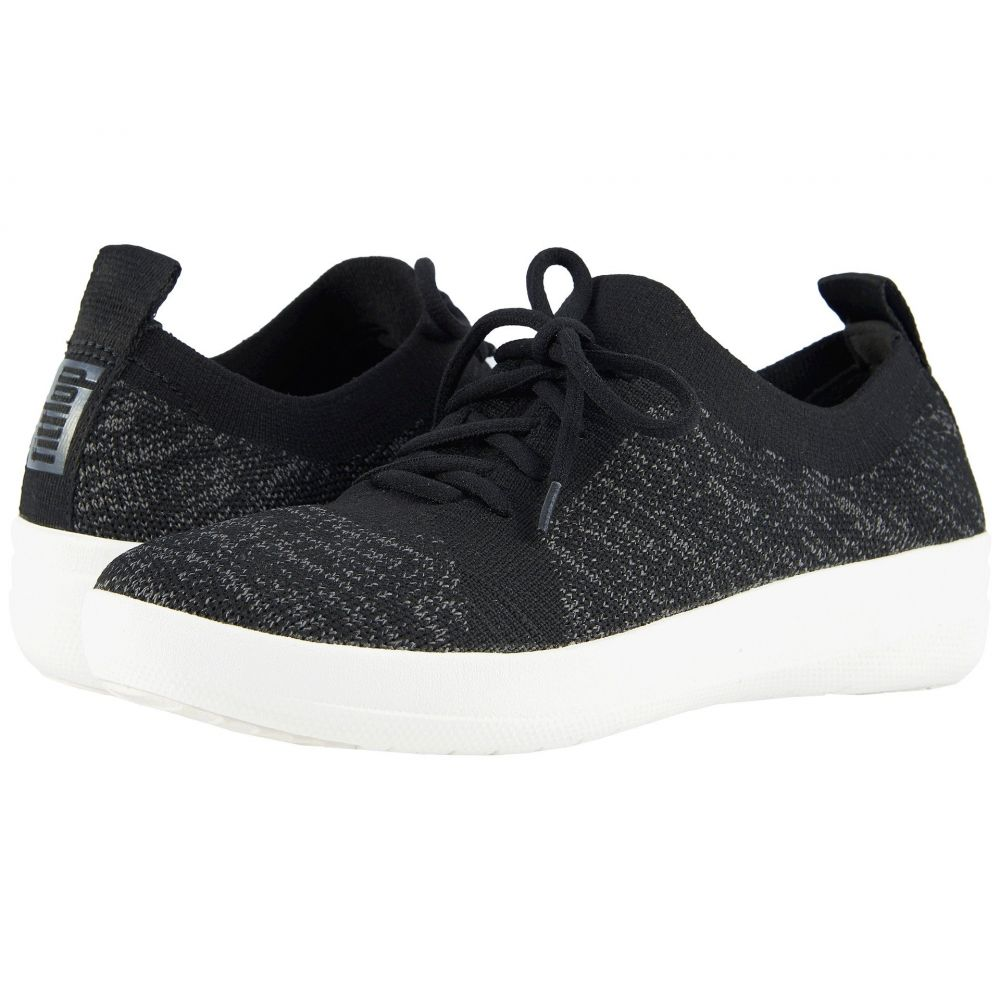 フィットフロップ FitFlop レディース スニーカー シューズ・靴【F-Sporty Uberknit Sneakers】Black