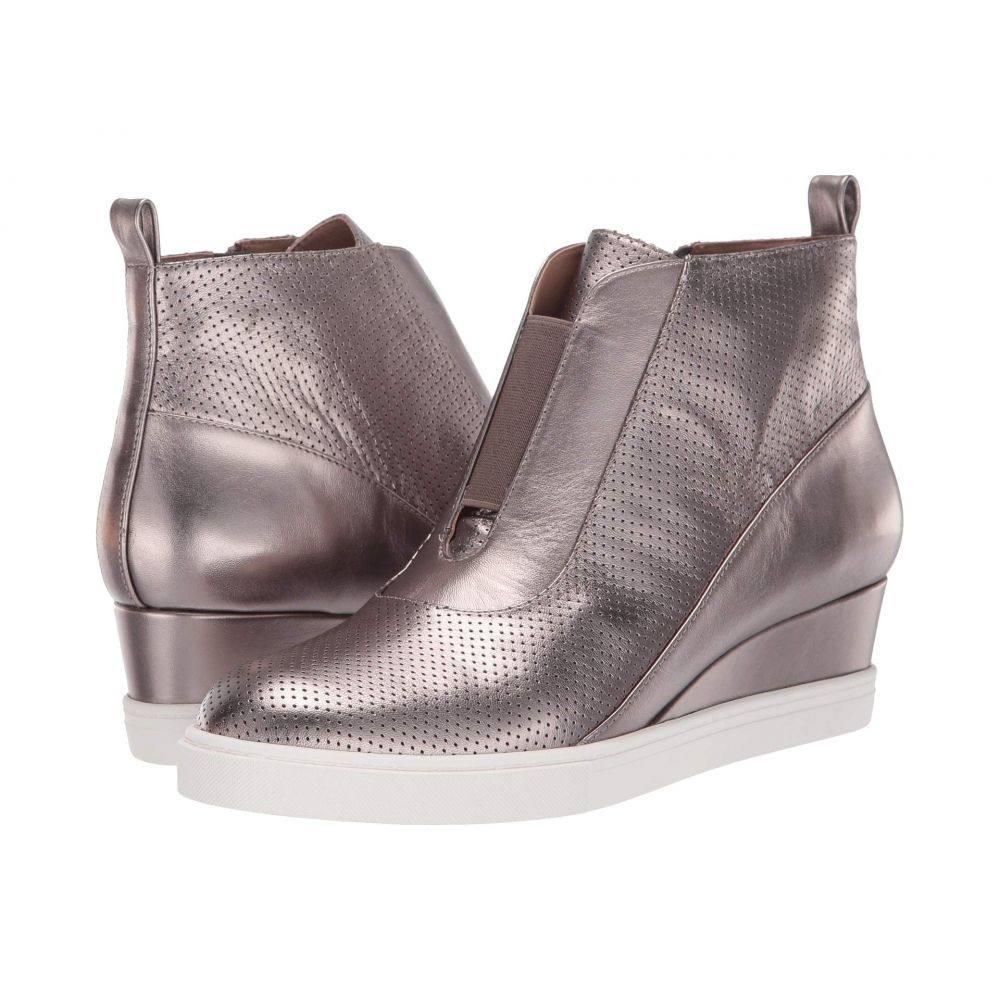 リネアパウロ LINEA Paolo レディース スニーカー ウェッジソール シューズ・靴【Anna Wedge Sneaker】Pewter