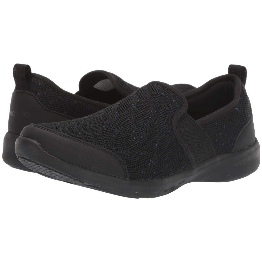 バイオニック VIONIC レディース スニーカー シューズ・靴【Roza】Black
