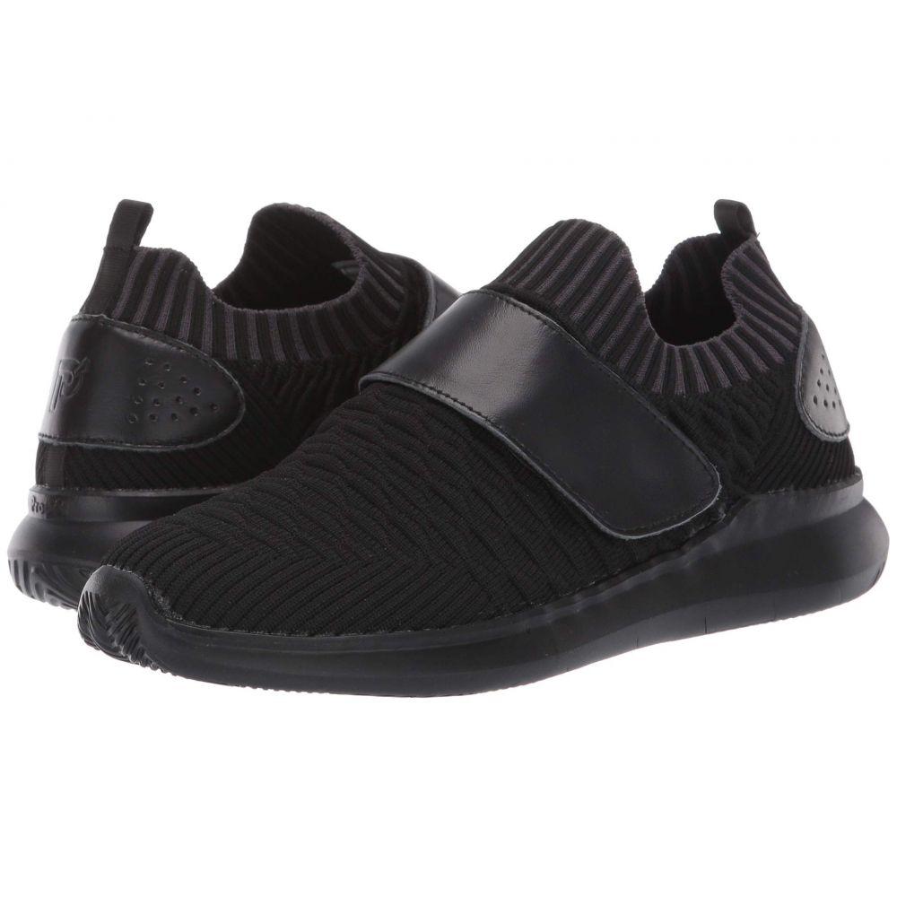 プロペット Propet レディース スニーカー シューズ・靴【TravelBound Strap】Black