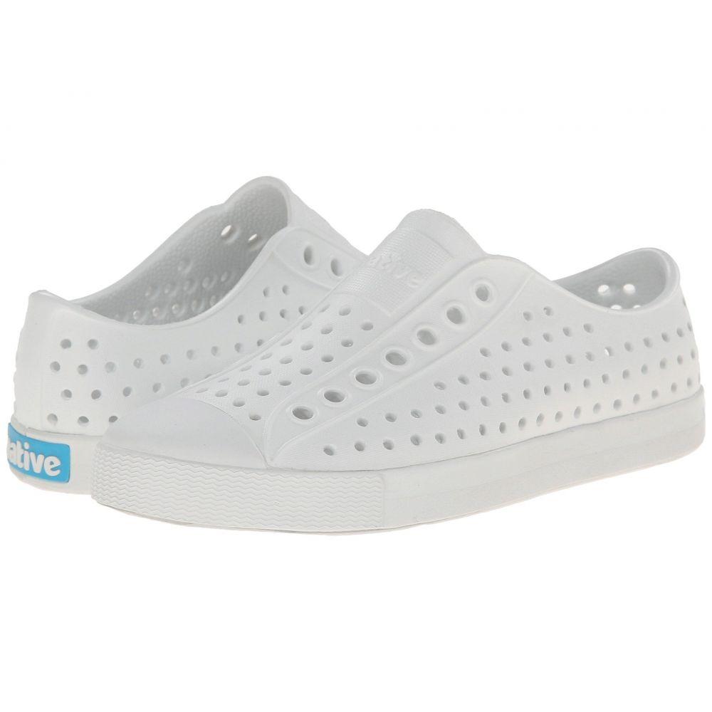 ネイティブ シューズ Native Shoes レディース スニーカー シューズ・靴【Jefferson】Shell White Solid '